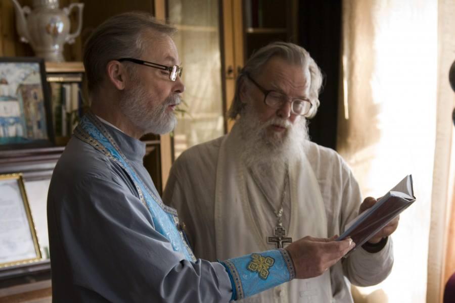 Священник Георгий Кочетков, протоиерей Павел Адельгейм