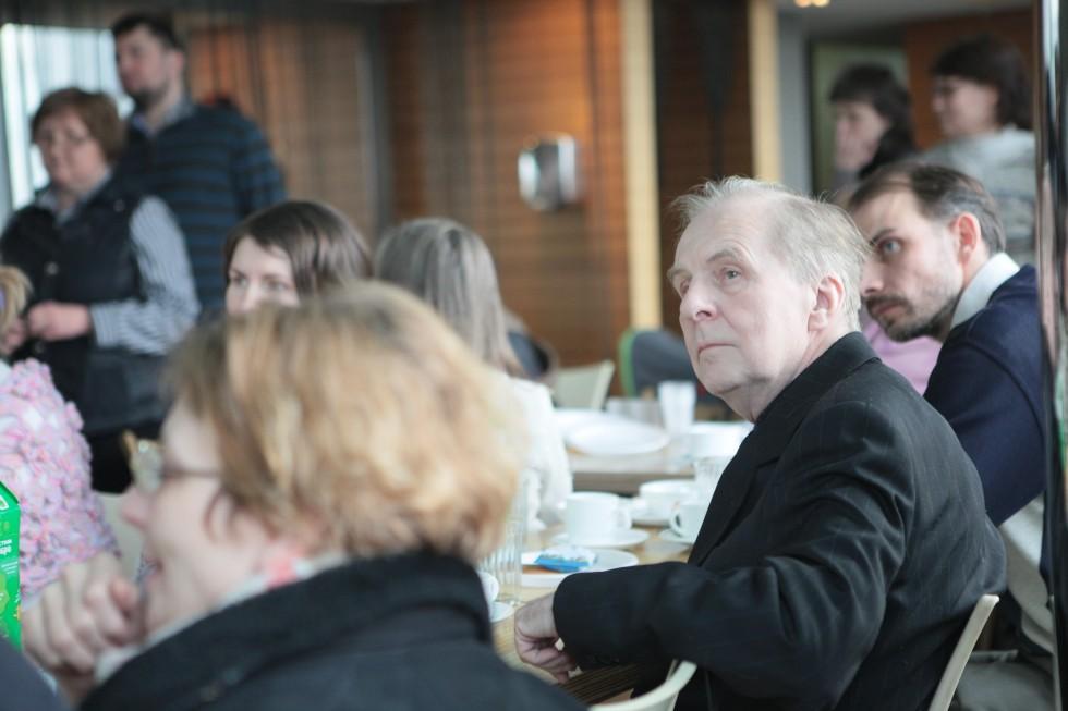 Борис Аркадьевич Воскресенский, преподаватель курса «Основы психиатрии для катехизаторов»