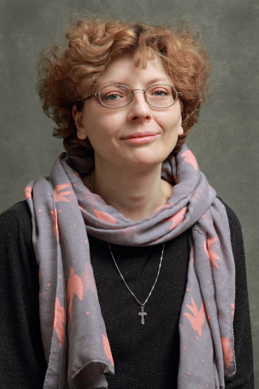 Зоя Михайловна Дашевская