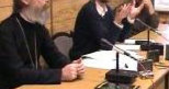 В Свято-Филаретовском институте прошла открытая лекция А.В.Журавского «Что сближает и что разделяет современные христианство и ислам»