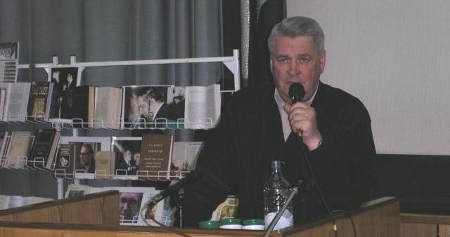 В РГГУ состоялось открытое заседание Мандельштамовского общества, посвященное памяти Сергея Аверинцева