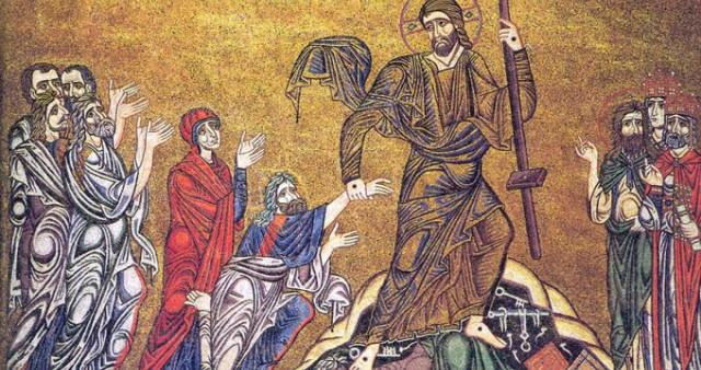 Воскресение Христово совершается сейчас