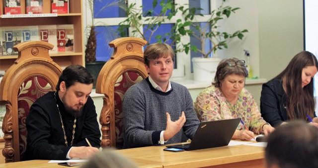 Научный сотрудник СФИ выступил на региональных Рождественских чтениях