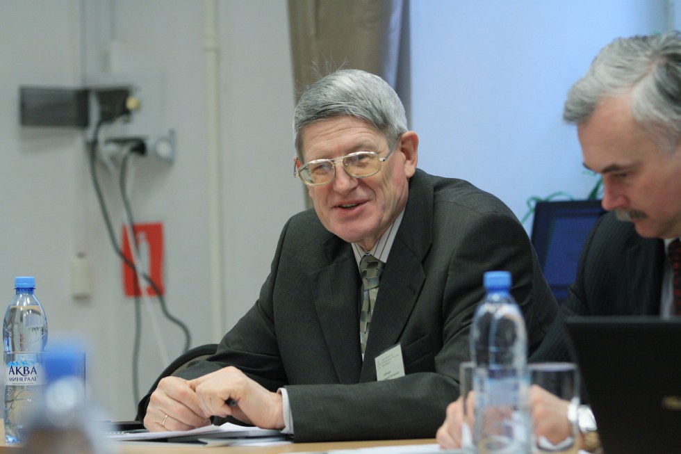 Андрей Евгеньевич Себенцов, кандидат философских наук, действительный государственный советник Российской Федерации первого класса