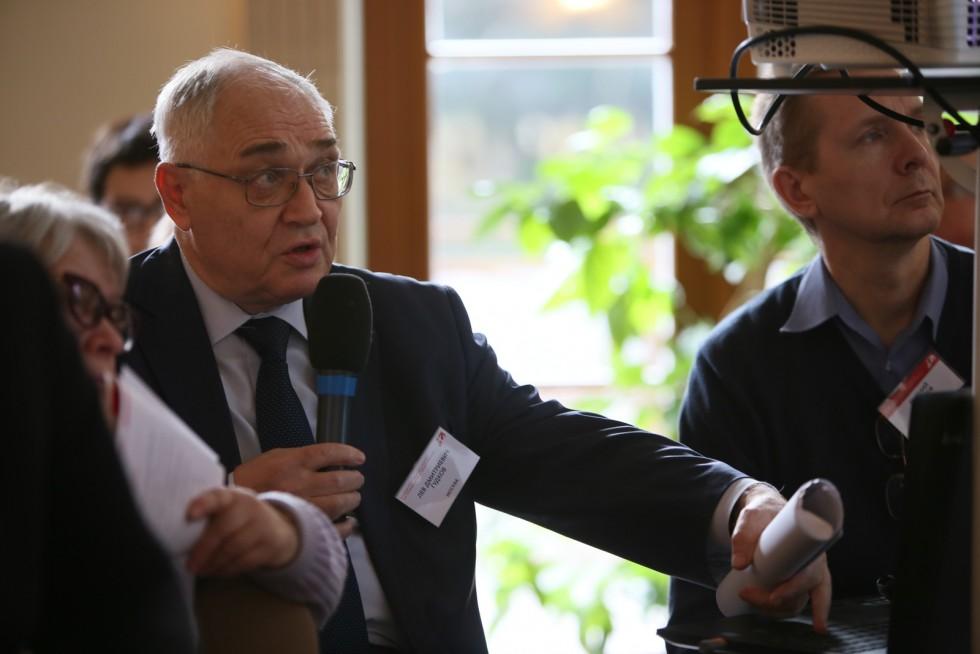 Лев Гудков, доктор философских наук, директор Аналитического центра Юрия Левады («Левада-Центр»)