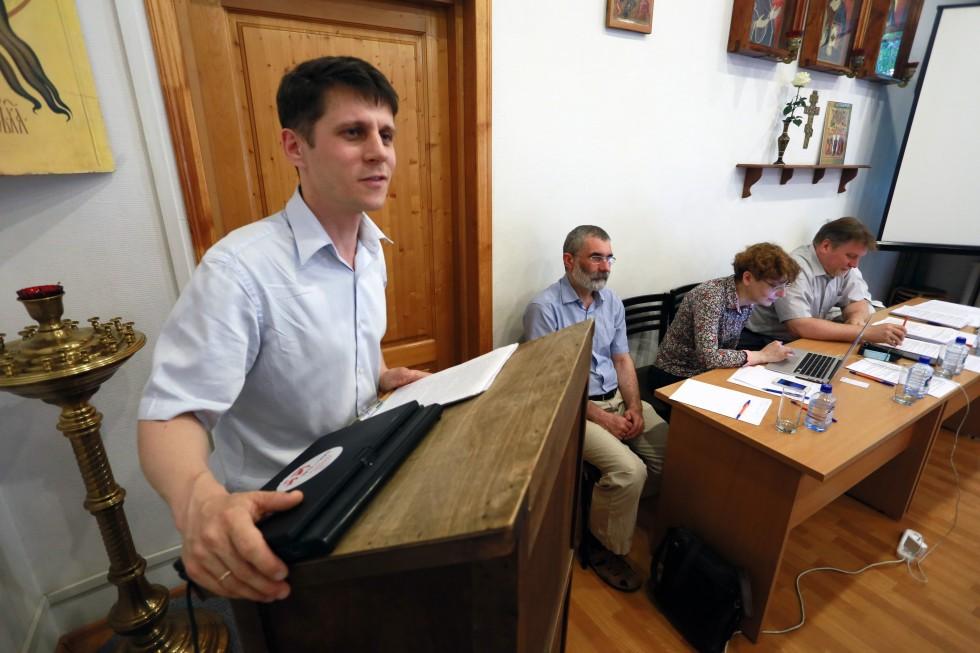 Андрей Савик, автор работы «Цель создания и деятельность Православного миссионерскогообщества (1870–1880-е годы)»