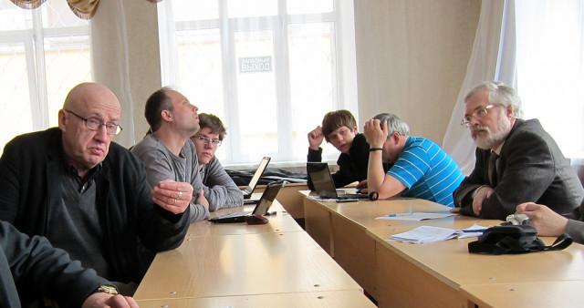 РПУ св. Иоанна Богослова и СФИ провели межкафедральный научный семинар «Идея синергии в истории религий»