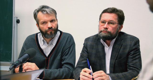 В СФИ обсуждали опыт длительной катехизации на приходах