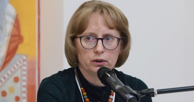 Лидия Крошкина – кандидат культурологии
