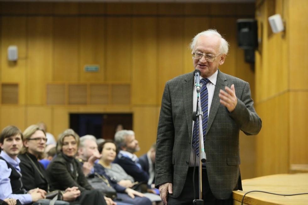 Алексей Старобинский, академик РАН, ведущий российский физик-теоретик, попечитель СФИ