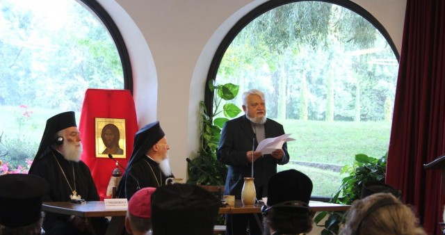 The 25th Annual Theological Symposium on Orthodox Spirituality takes place in Bose, Italy