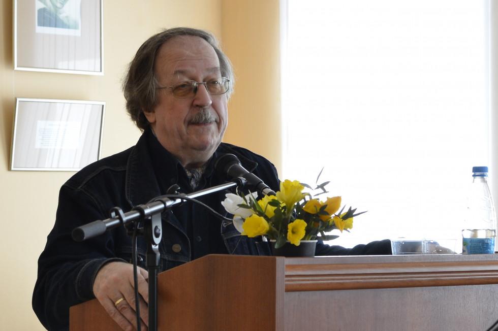 Игорь Кондаков, профессор РГГУ