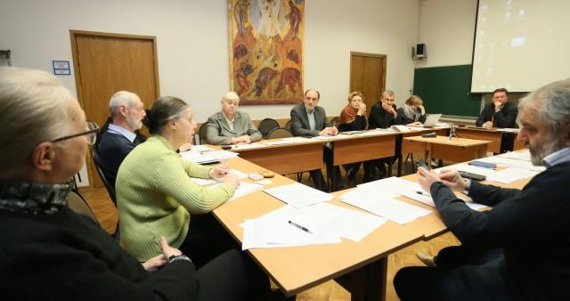 В СФИ состоялось заседание Учёного совета