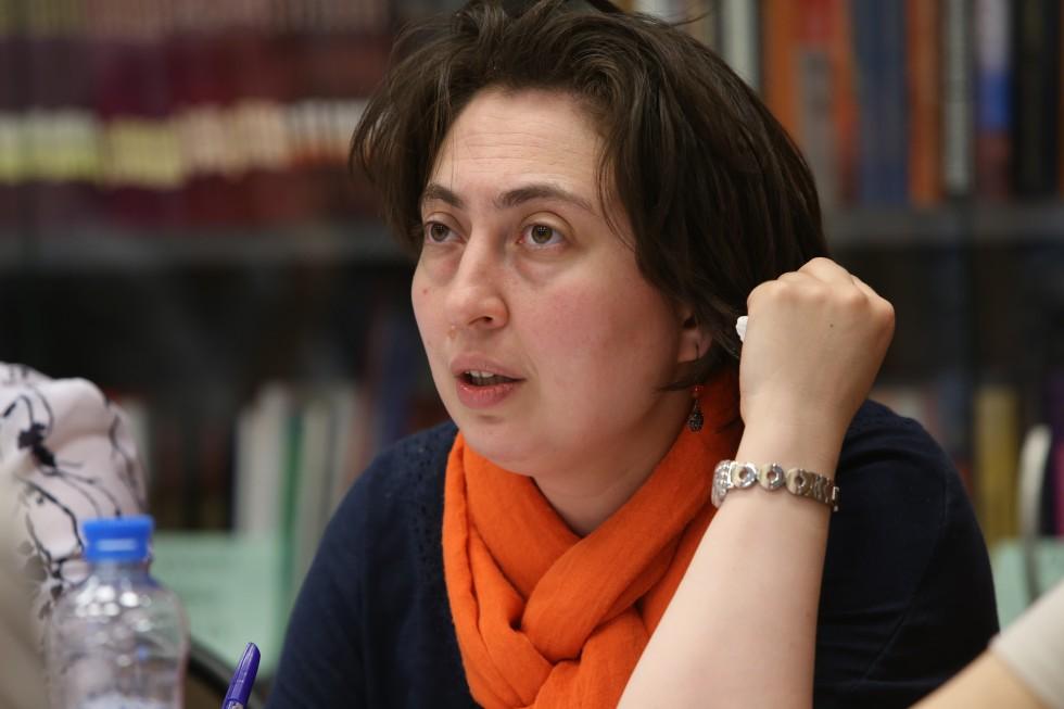 Анна Борисовна Алиева, кандидат социологических наук, старший преподаватель СФИ