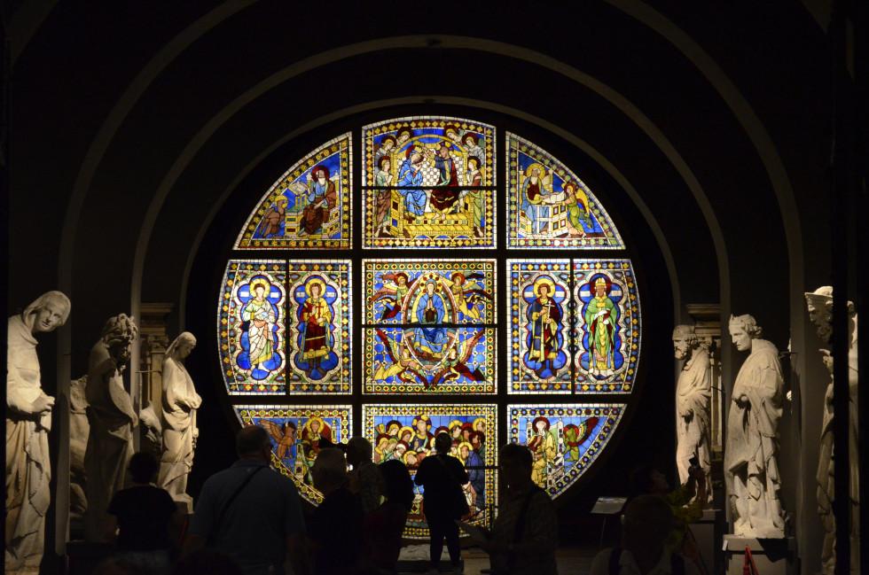 В Городском музее Сиены