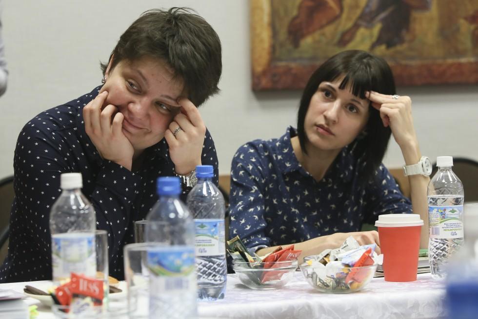 Татьяна Фолиева, Ксения Трофимова