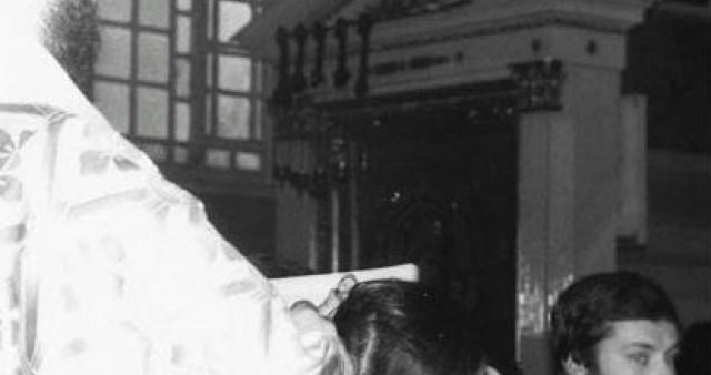 В Свято-Филаретовском институте отпраздновали 20-летие рукоположения ректора