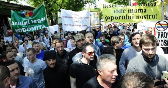 Постсоветское православие как политический продукт