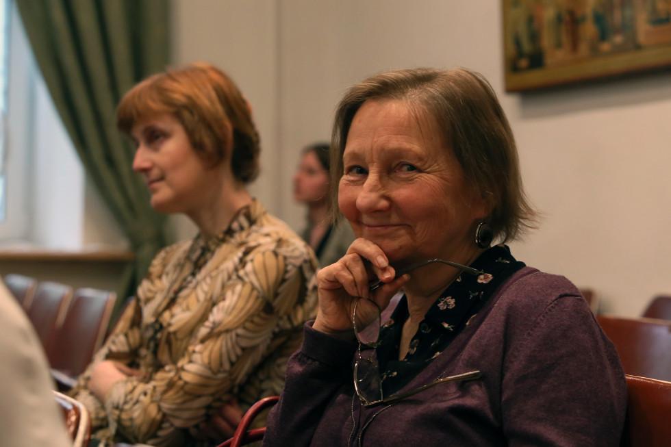 Татьяна Николаевна Панченко, кандидат философских наук, преподаватель русской религиозной философии
