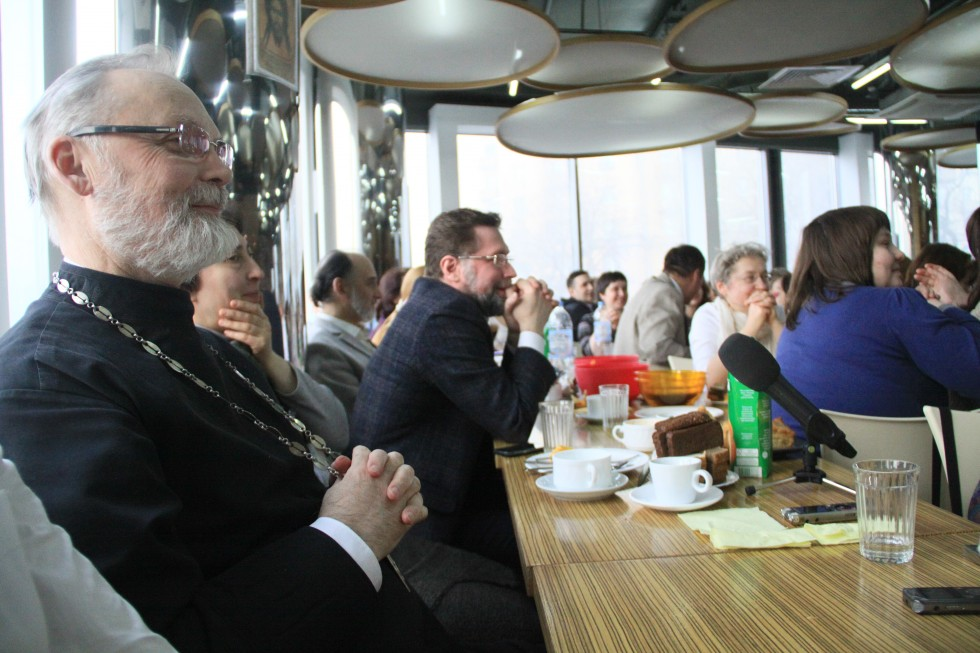 Священник Георгий Кочетков, Дмитрий Сергеевич Гасак, студенты СФИ
