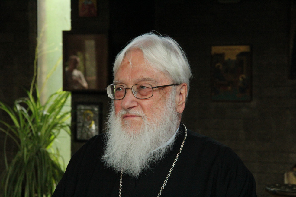 Митрополит Каллист (Уэр)