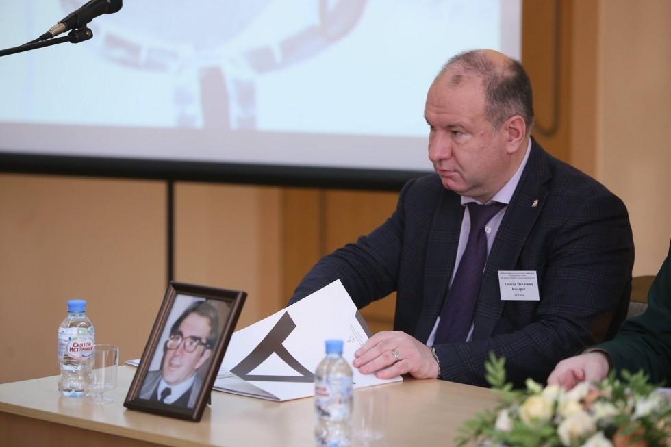 Алексей Козырев, заместитель декана философского факультета МГУ