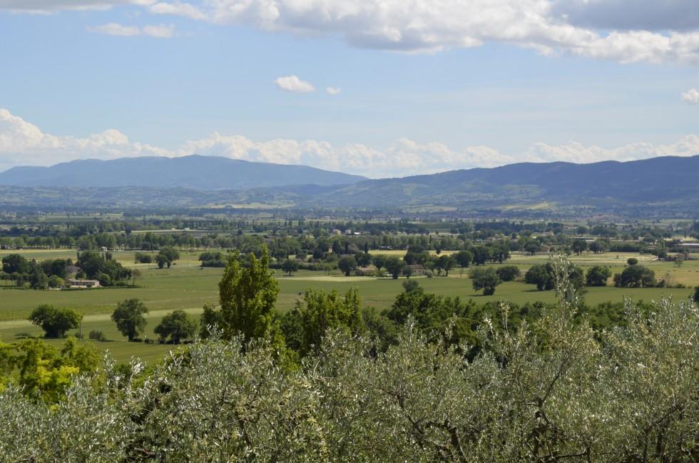 Near Assisi