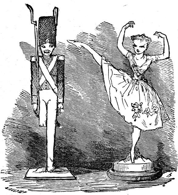 Иллюстрация Вильгельма Педерсена к сказке «Стойкий оловянный солдатик». Фото: Wikimedia