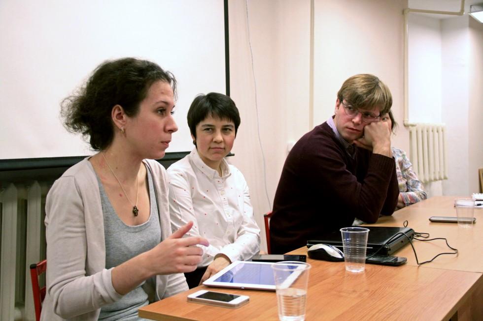 Софья Андросенко рассказывает о Богословском институте в Петрограде