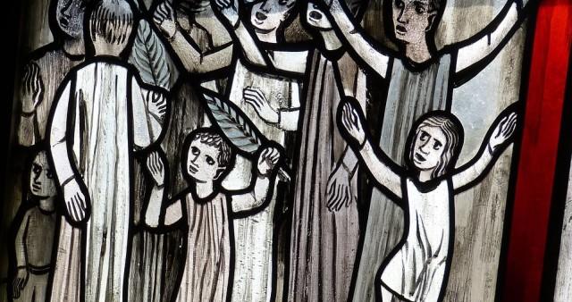 Как отметить Вербное воскресенье
