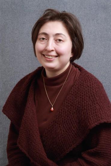 Анна Борисовна Алиева