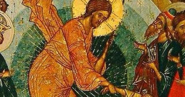 Тайна Креста есть тайна встречи с Любовью Христовой