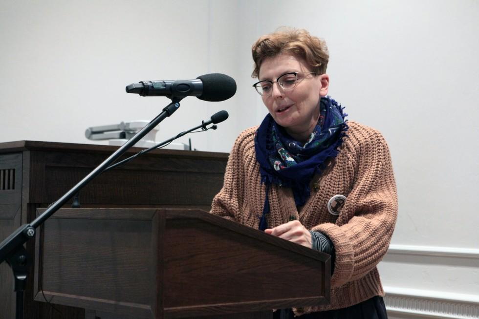 Зоя Дашевская, старший преподаватель СФИ