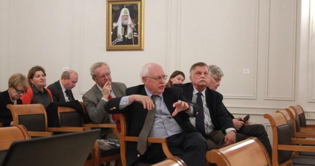 Евангелие от Марка обсуждали ведущие западные библеисты в Москве