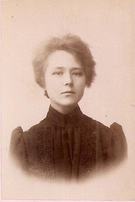 Елена Ивановна Булгакова (урожденная Токмакова)