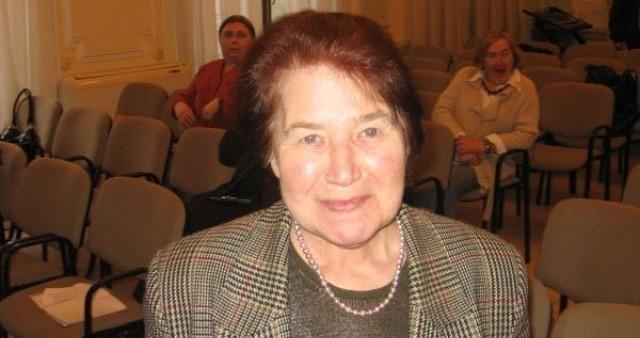 Скончалась филолог Елена Сморгунова