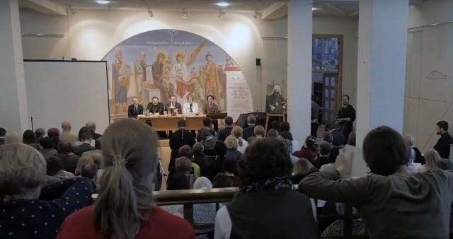 Разговор об истории и экклезиологии послереволюционных братств продолжается (Видео)