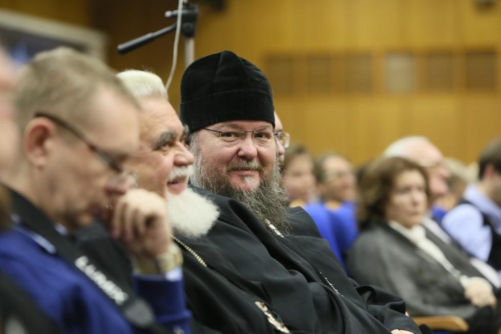 Игумен Серапион Митько, первый заместитель председателя Синодального миссионерского отдела РПЦ