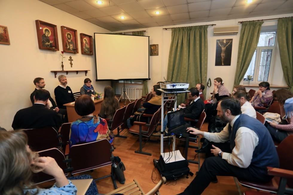 Секция миссиологии и катехетики