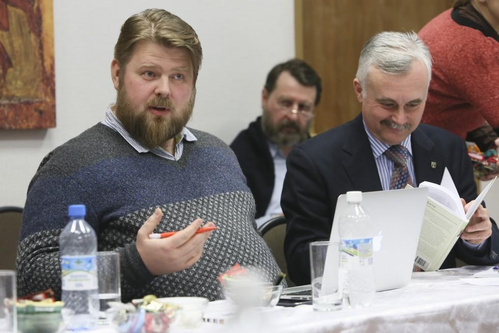 Денис Брилев, Сергей Трофимов