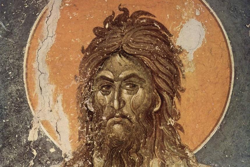 Монастырь Грачаница. Фреска. XIV-XV вв.