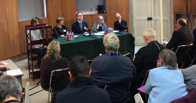Наследие Поместного собора 1917-1918 годов обсудили на симпозиуме в Париже
