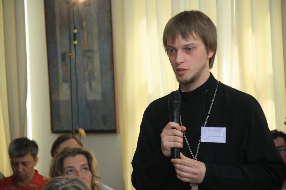 Священник Георгий Видякин