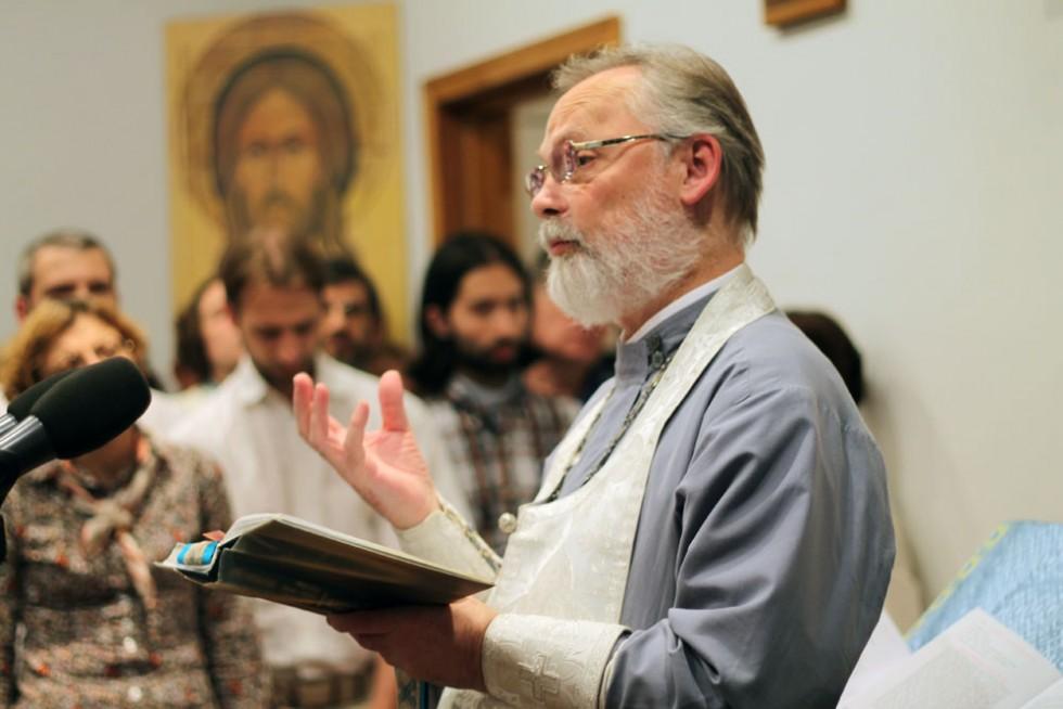 Священник Георгий Кочетков, кандидат богословия, профессор, ректор СФИ
