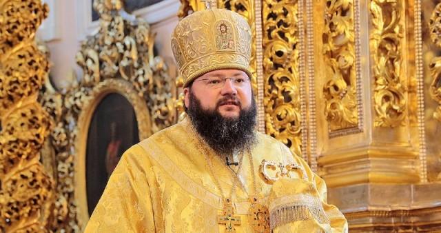 Приветствие митрополита Смоленского и Дорогобужского Исидора