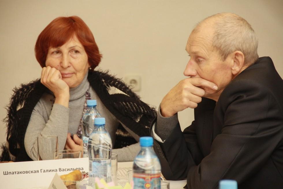 и ведущий семинара Максим Зельников