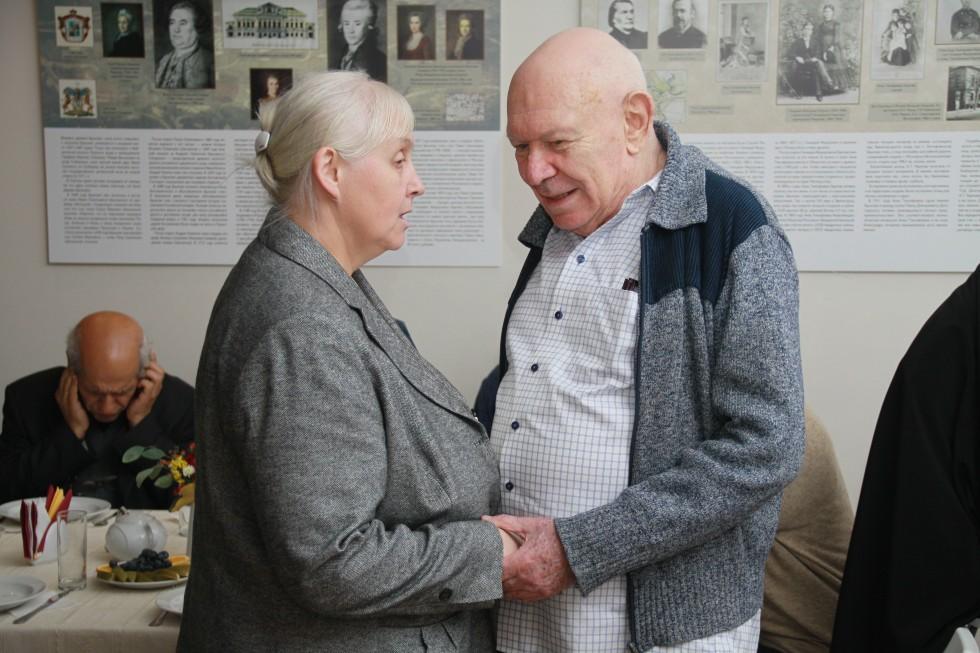 Маргарита Шилкина и Теодор Шанин