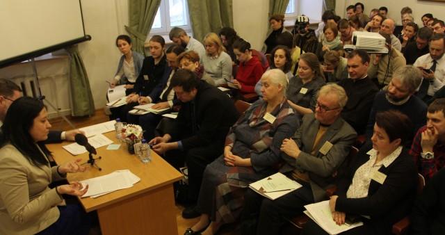 В СФИ состоялись XXV Сретенские чтения