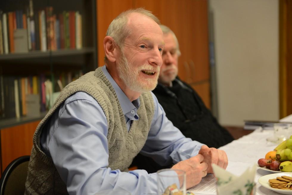 «Физика и богословие» в СФИ. Январь 2016 года