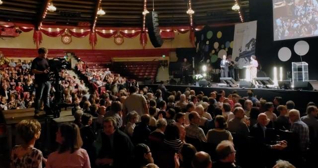 В Мюнхене представители церковных движений обсудили вопросы христианского единства
